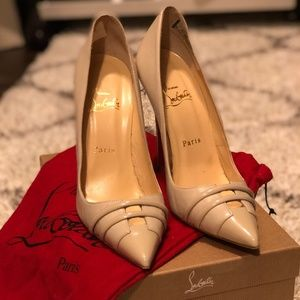 Christian Louboutin - Front Double- 38